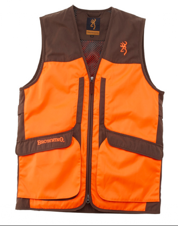 GILET BROWNING UPLAND HUNTER