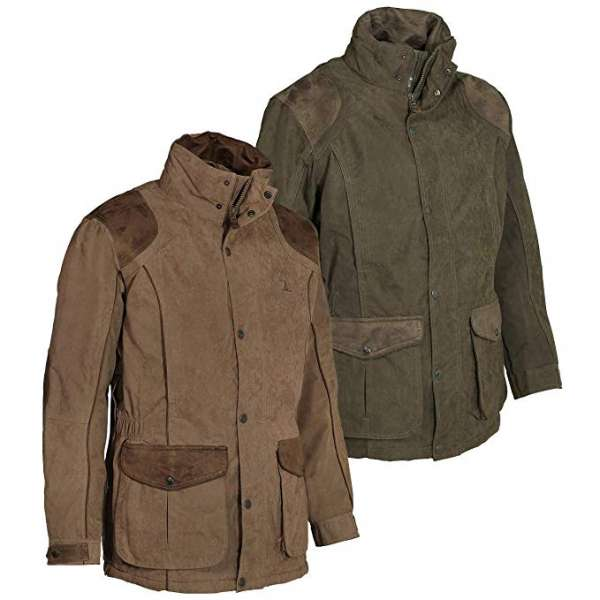 Percussion hunting jacket