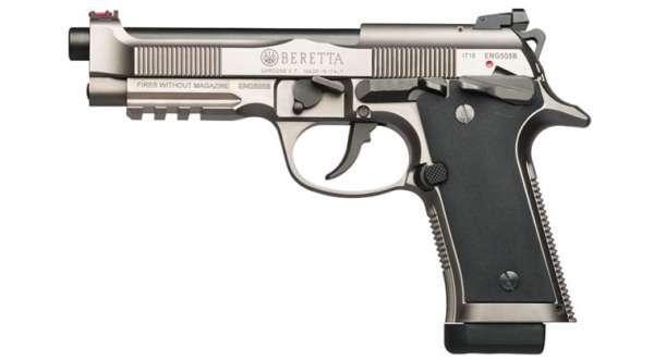 Beretta 92 x performance cal 9x21