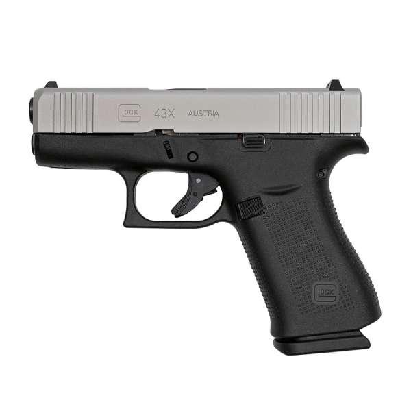 Glock MOD.43X SILVER