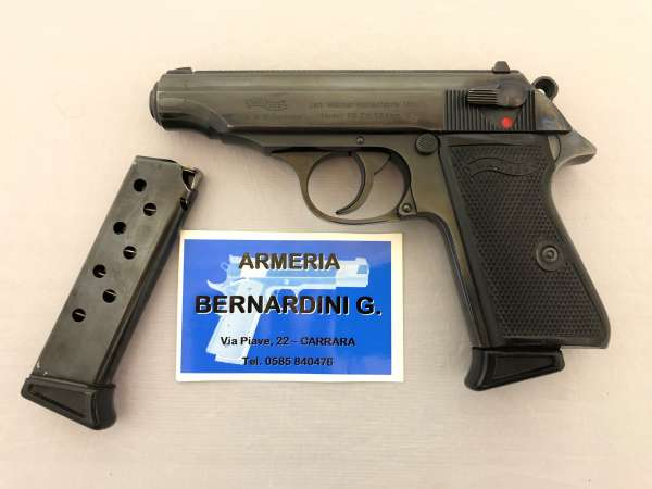 Walther pp cal 7,65