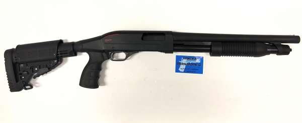 Winchester short combat a pompa cal 12