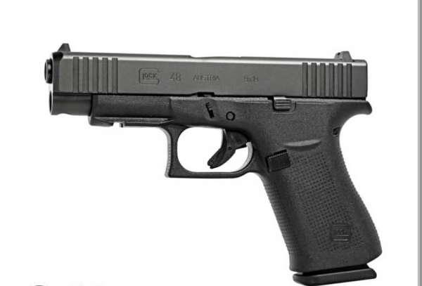 Glock 48x rail cal 9x21