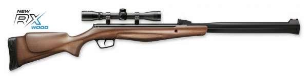 Stoeger RX20 sport wood con ottica 4x32 cal 4,5